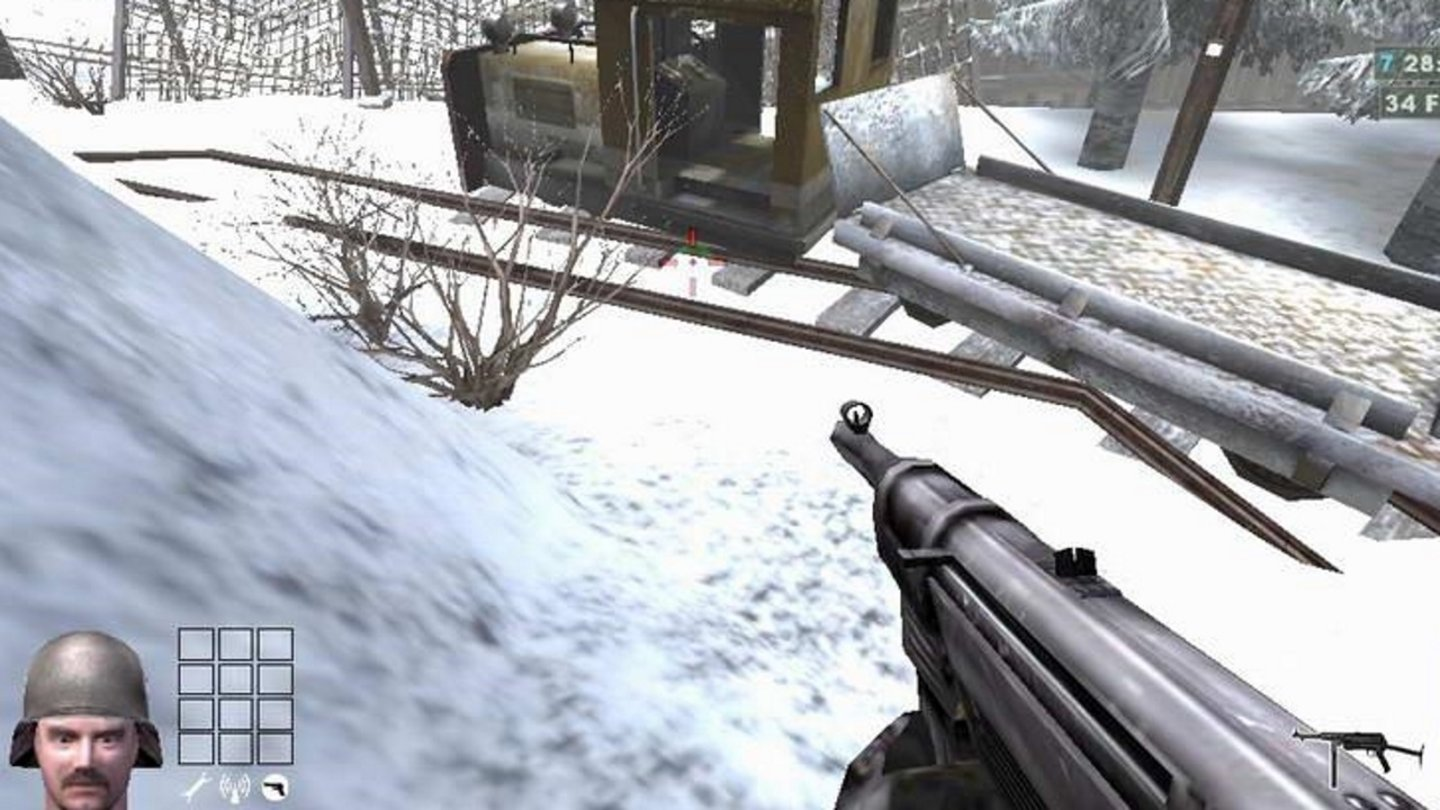 2003: Wolfenstein Enemy TerritoryId Tech 3