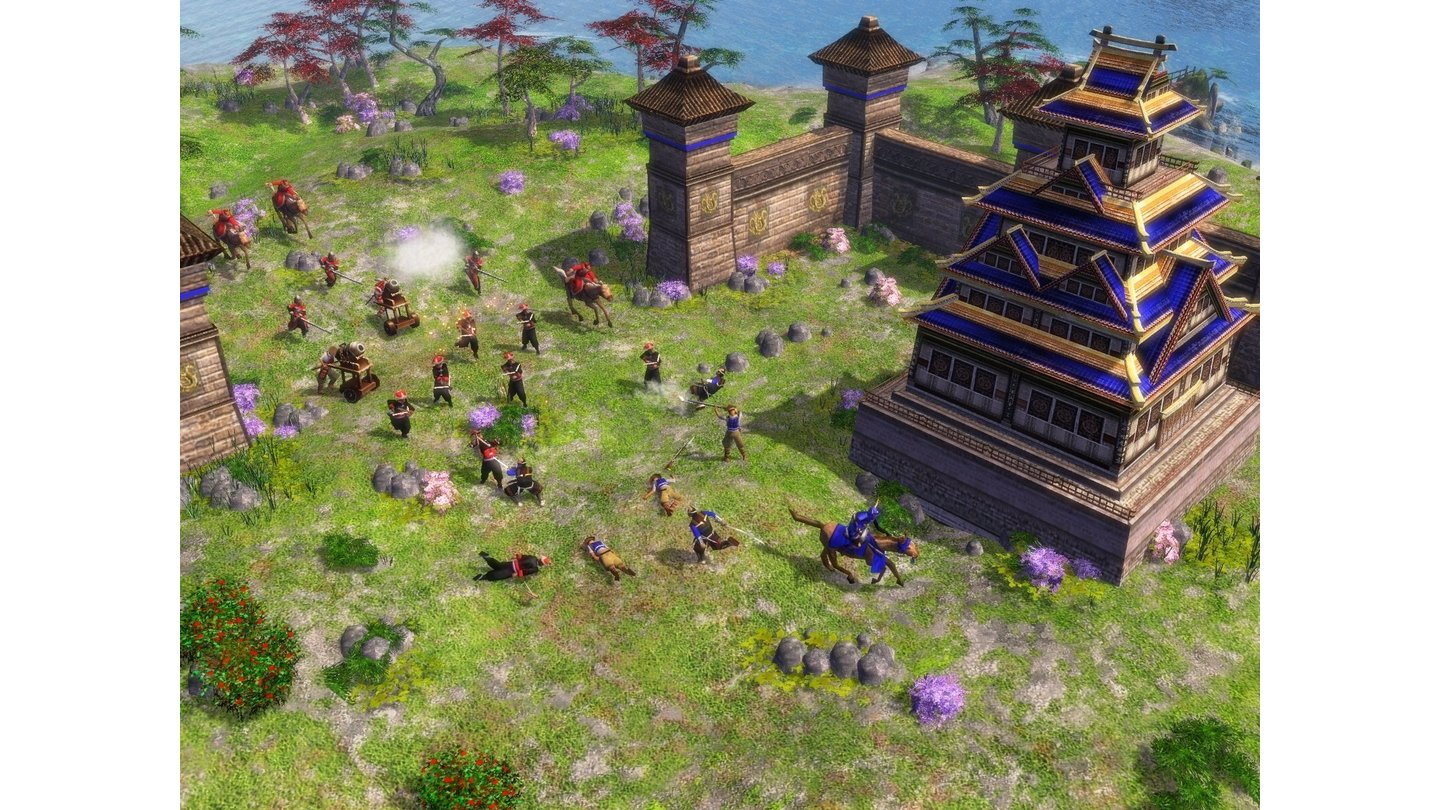 Age of Empires 3: The Asian Dynasties 4