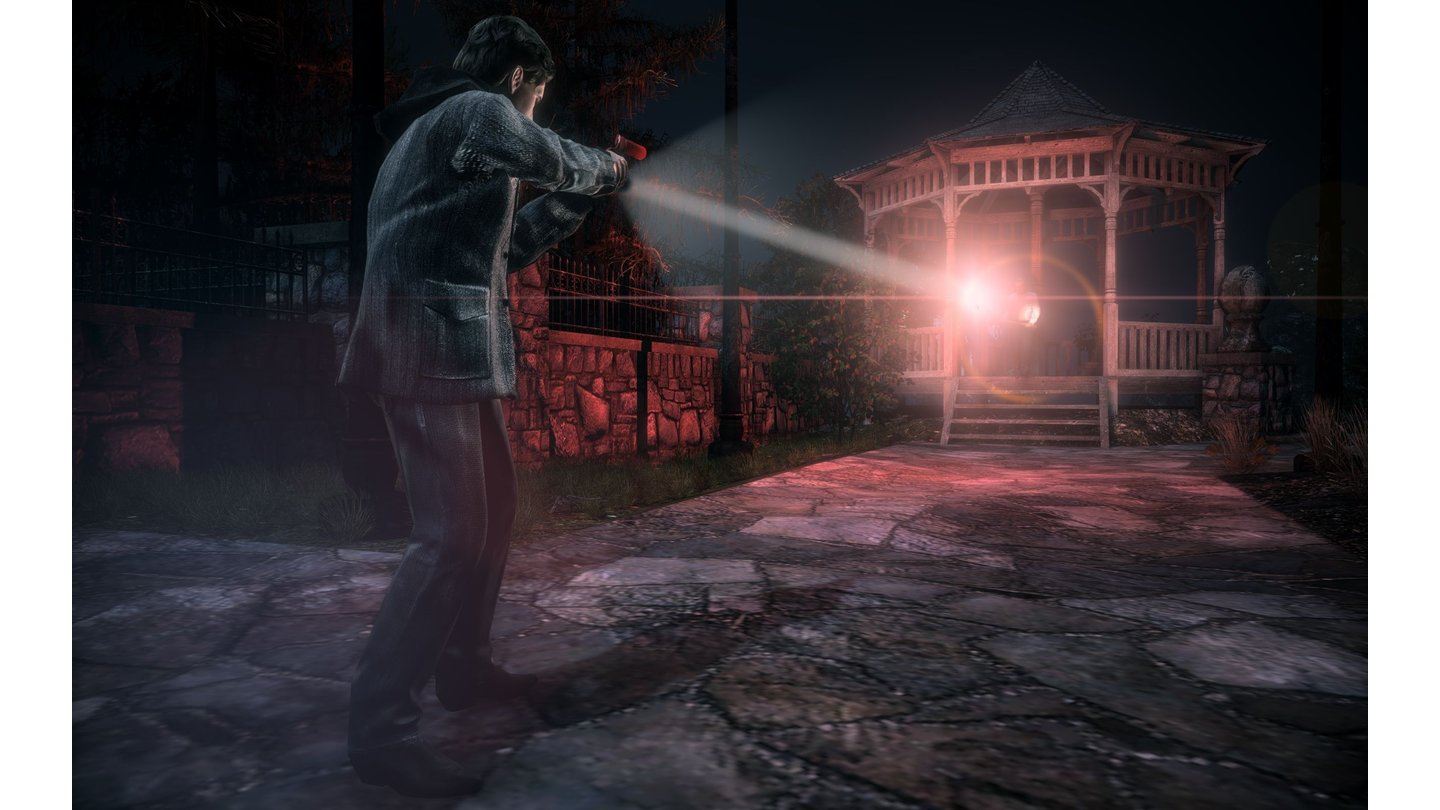 Alan Wake - PC-Screenshots