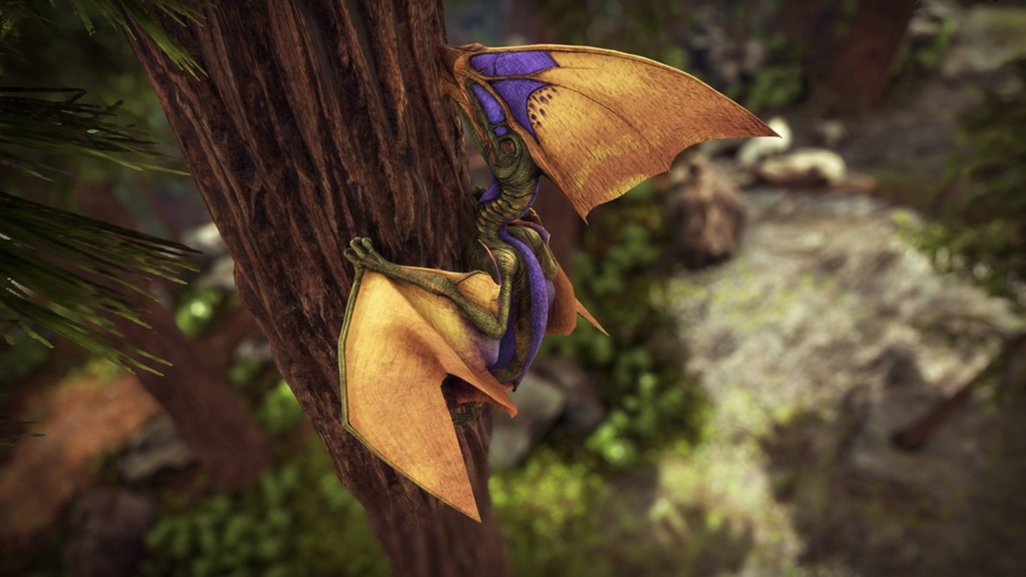 ARK: Survival Evolved - Tapejara aus Update 247.0