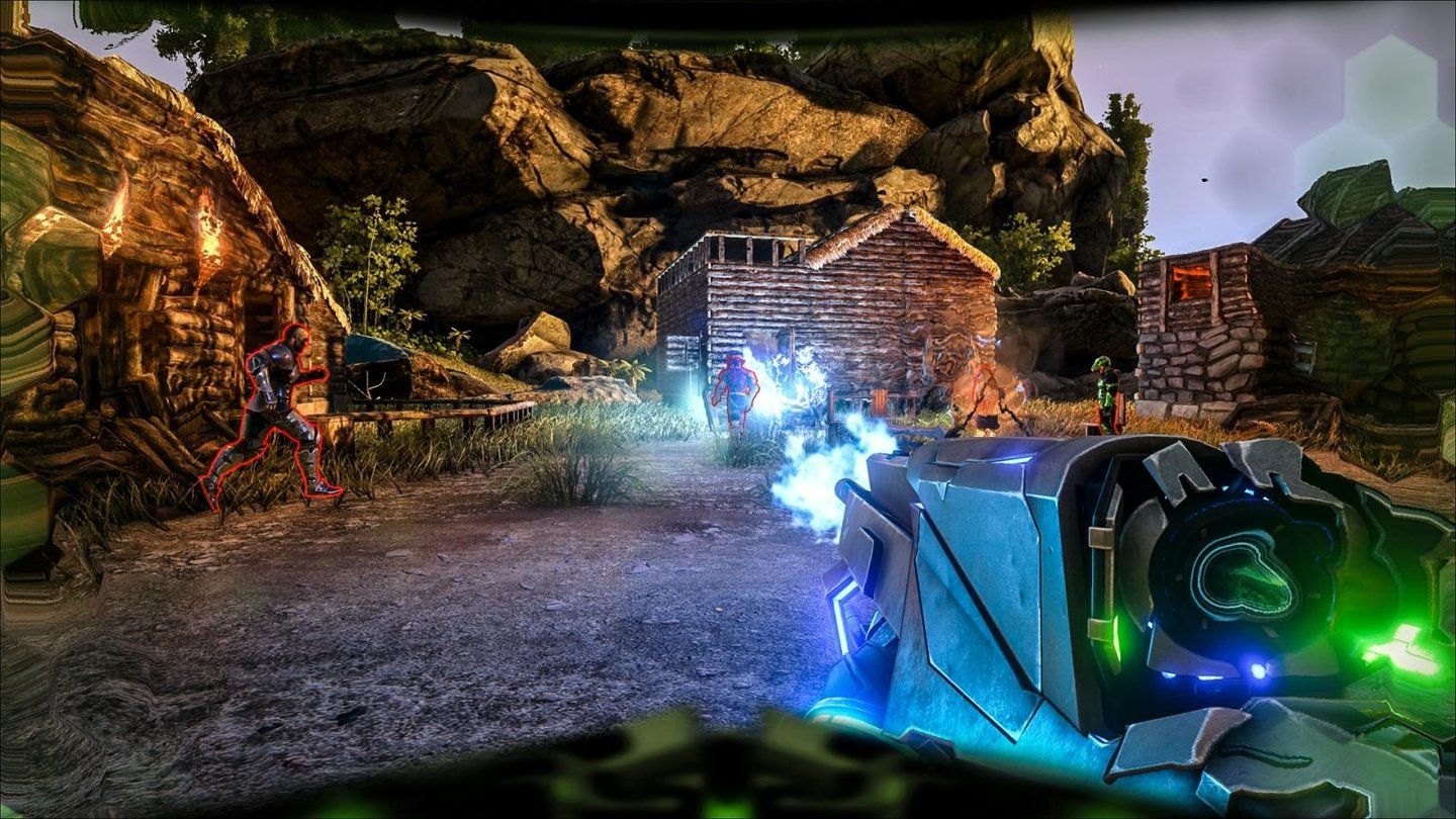 Ark Survival EvolvedScreenshots aus dem Tek-Tier-Update 254