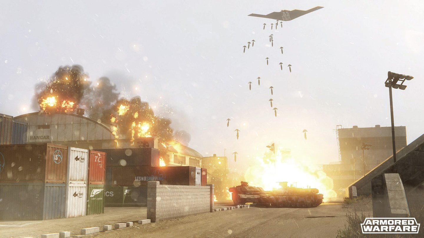 Armored Warfare - Global Operations