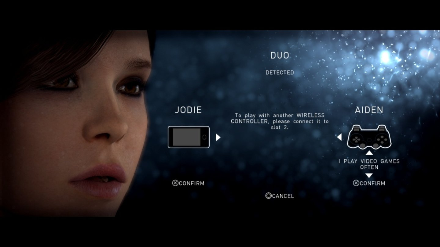 Beyond: Two Souls - Screenshots von der Gamescom 2013
