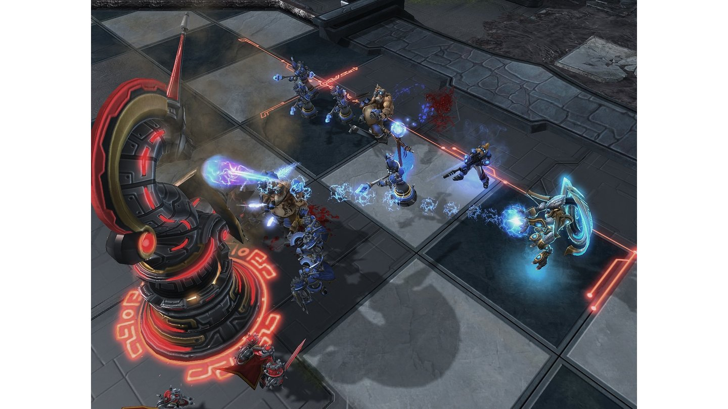 Blizzard Dota - Screenshots von der Blizzcon 2011
