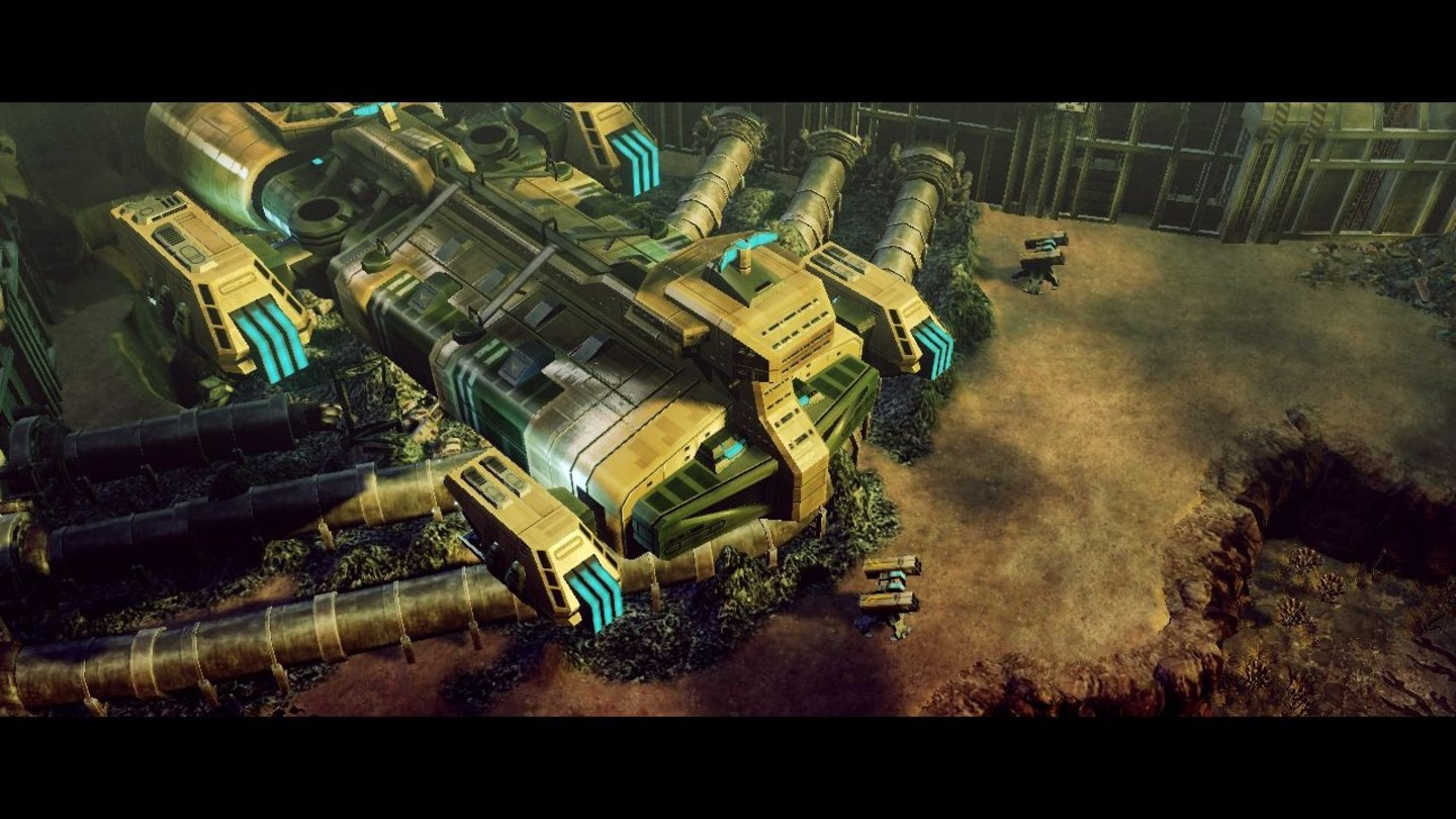 Command & Conquer 4: Tiberian Twilight - Testversion