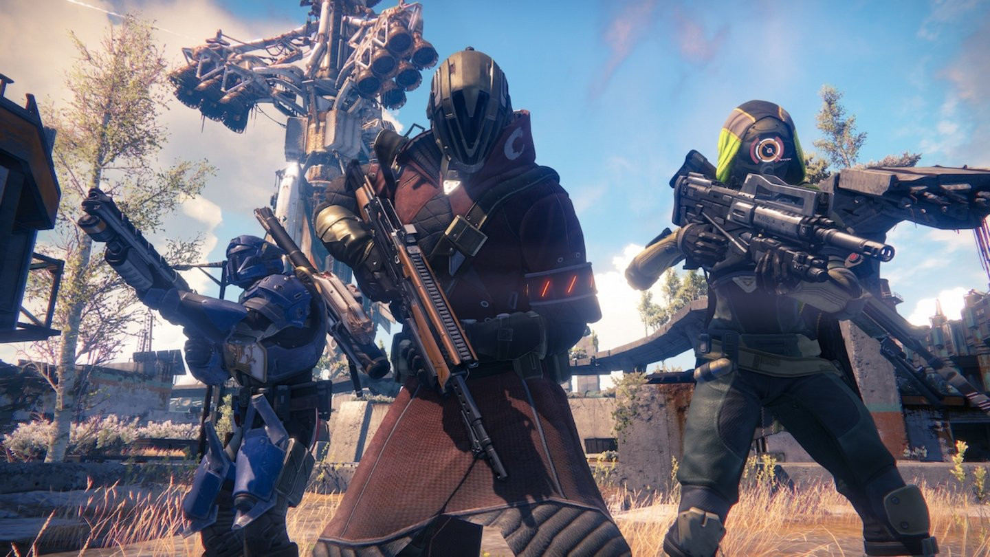 Destiny - Screenshots von der Gamescom 2013