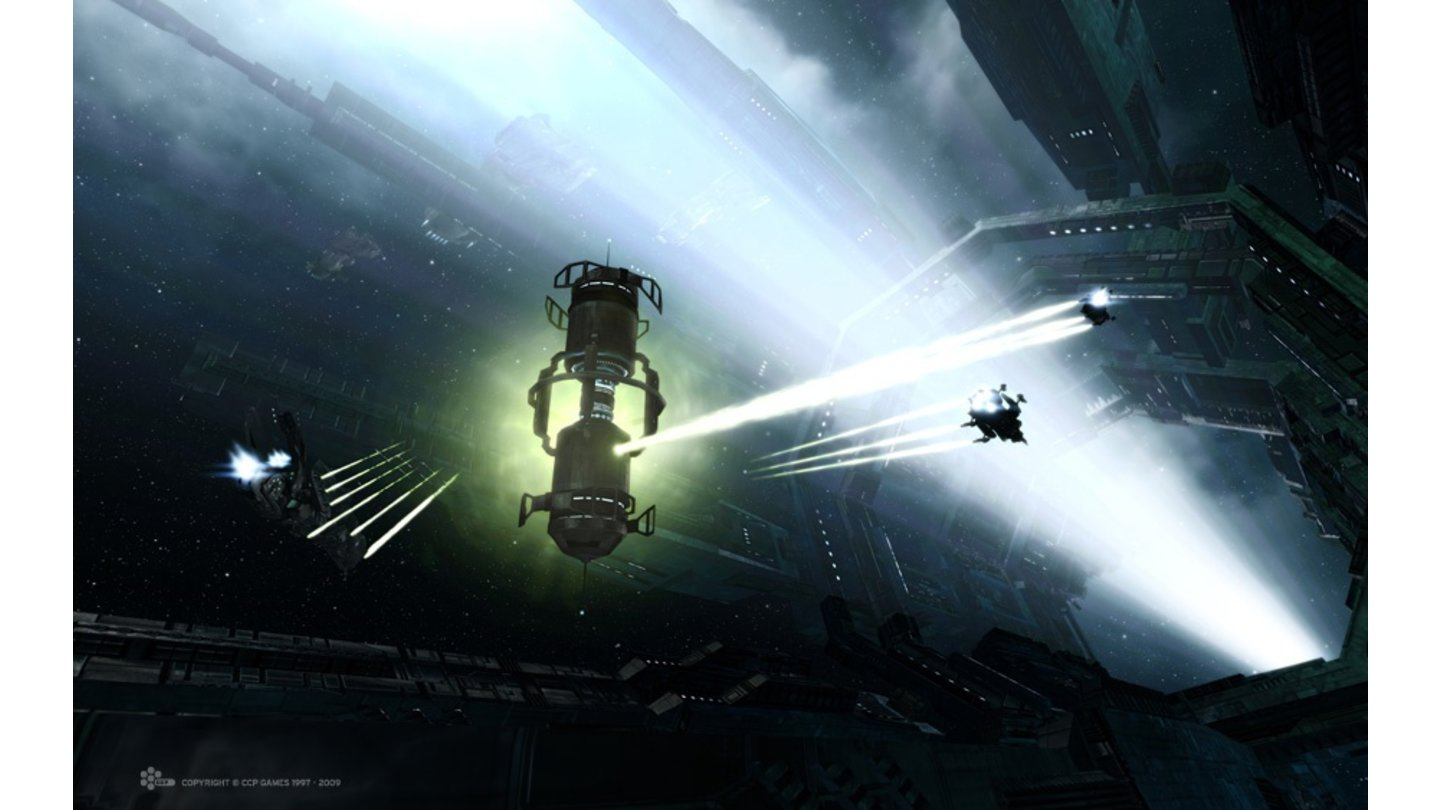 Eve Online Dominion