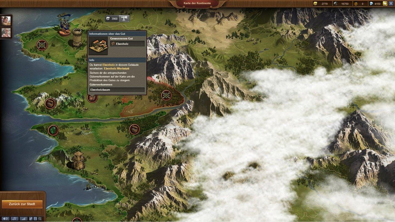 Karte Der Kontinente Foe.Forge Of Empires Screenshots