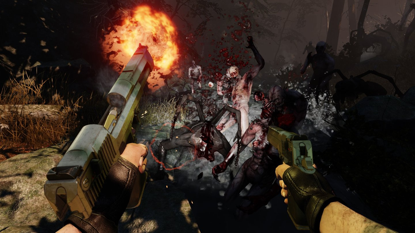 Killing Floor 2 - Return of the Patriarch