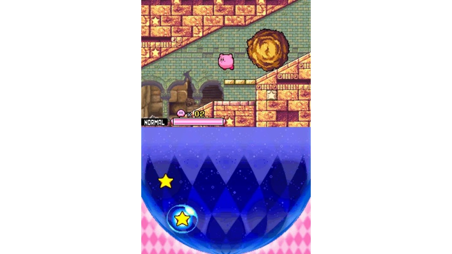 Kirby Mouse Attack DS 8