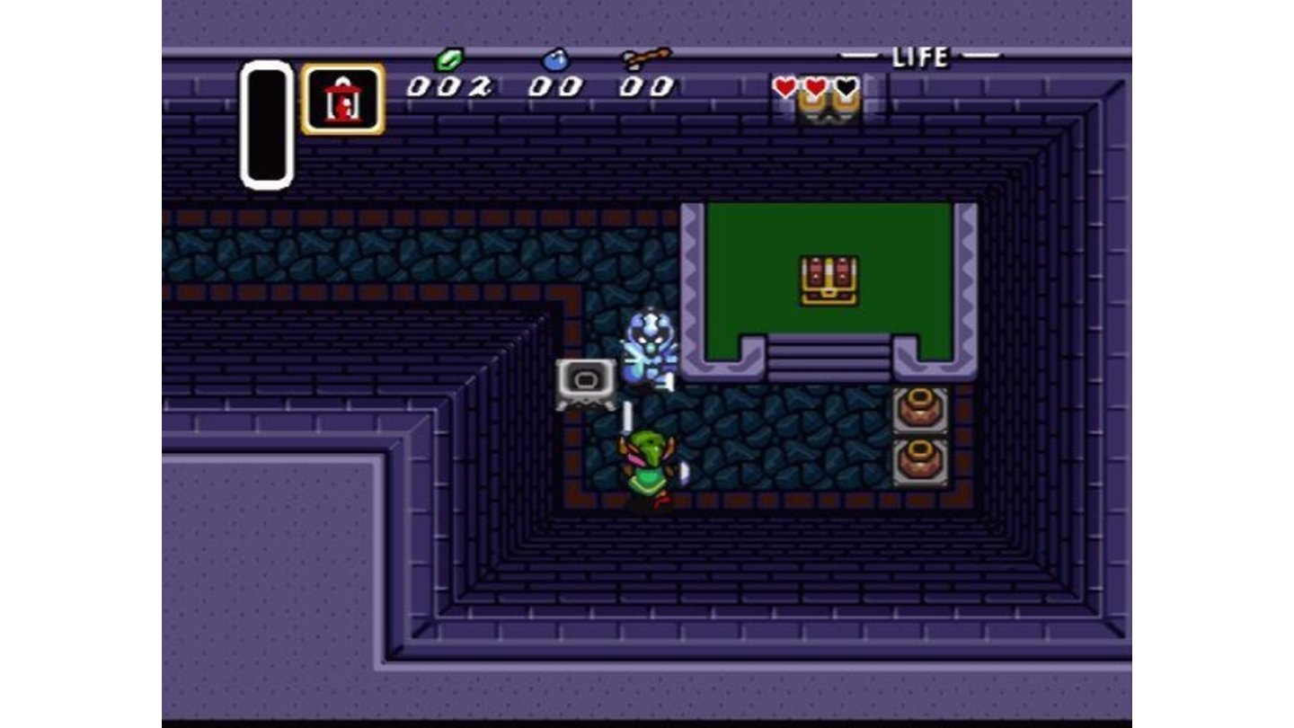 Legend of Zelda: A Link to the Past, The SNES