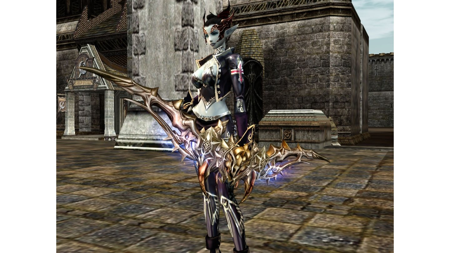 Lineage 2 The Chaotic Chronicle 5