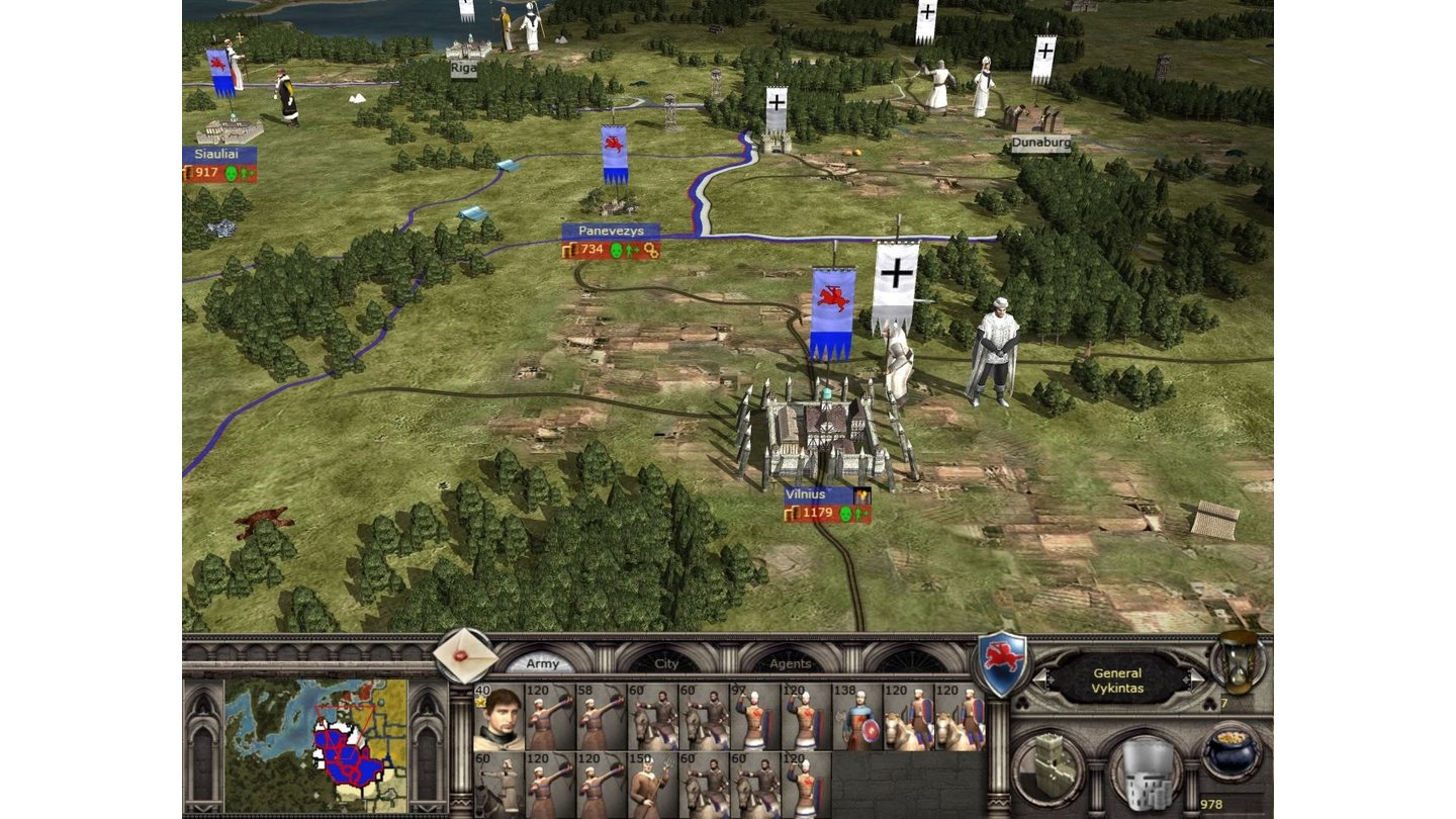 Medieval 2: Total War Kingdoms 1