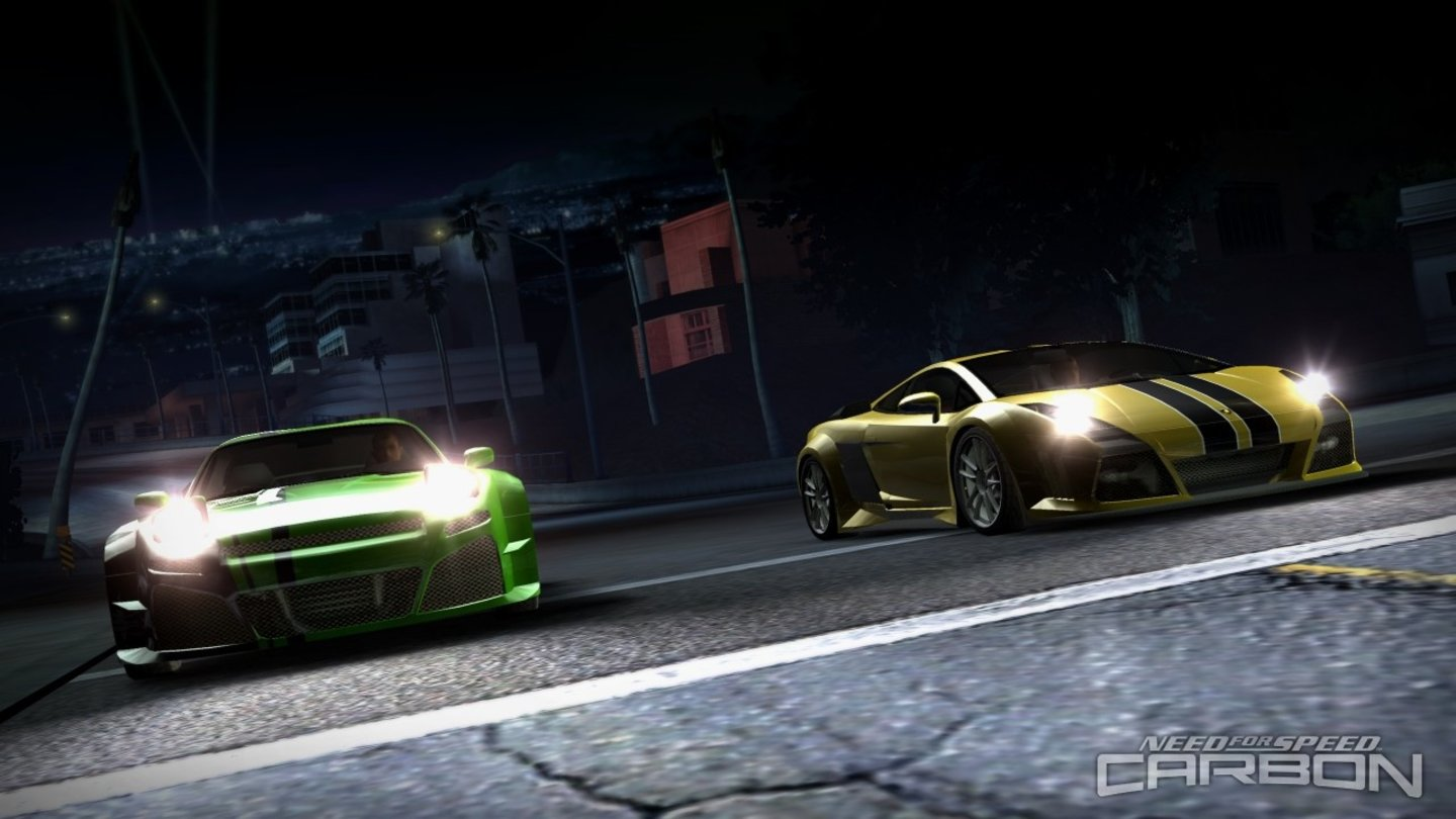Need for Speed Carbon 7
