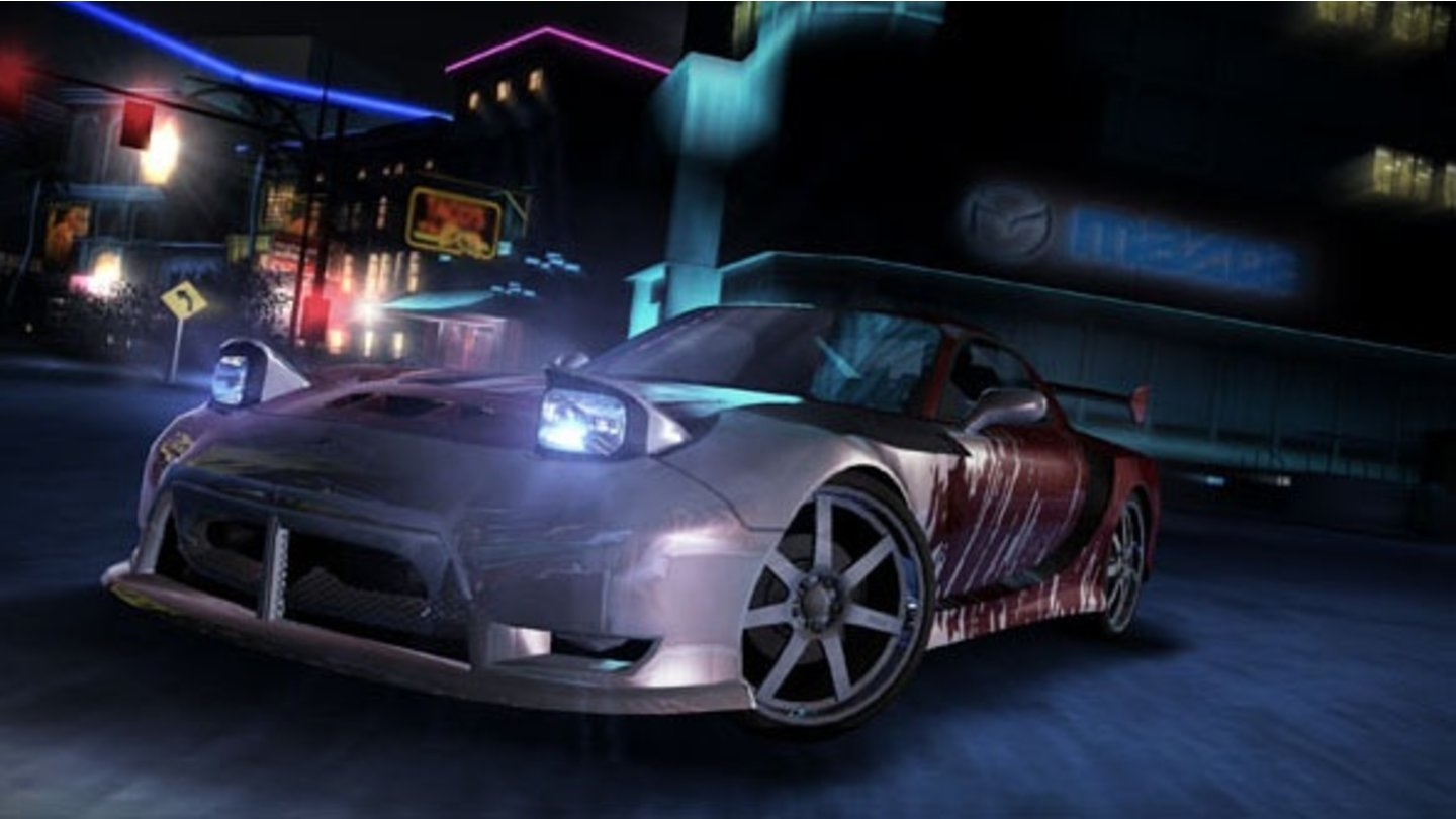 Need for Speed Carbon 9