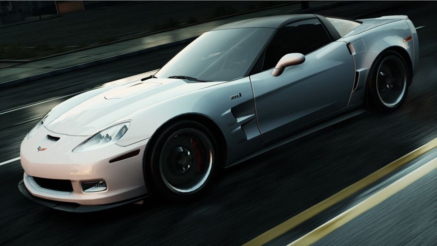 Need for Speed: Most WantedCorvette ZR1