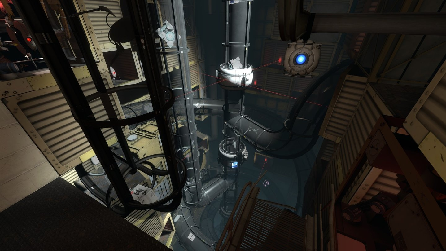 Portal 2 - Screenshots von der gamescom 2010