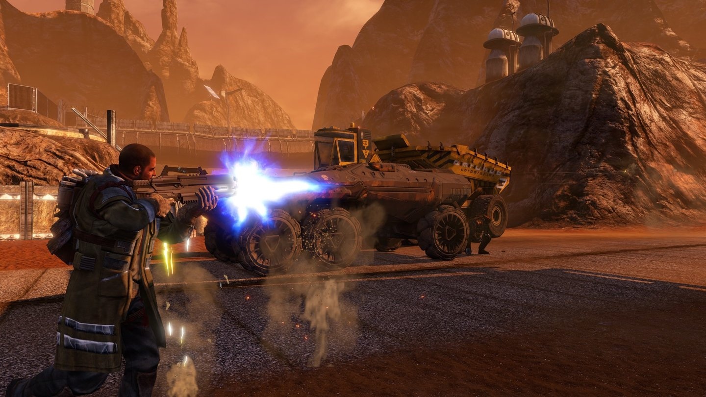 Red Faction Guerrilla Re-Mars-tered - Screenshots