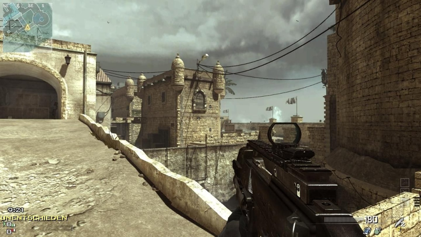 Call of Duty: Modern Warfare 3 - Multiplayer-Maps Call Of Duty Multiplayer Maps on