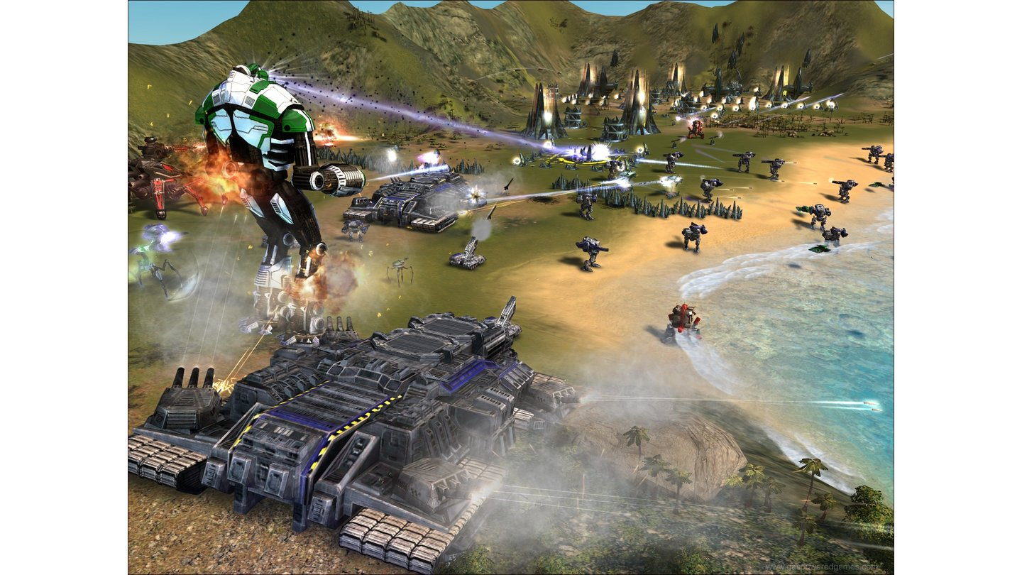 Supreme Commander: Forged Alliance 11