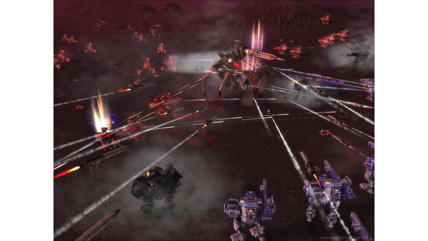 Supreme Commander: Forged Alliance 3