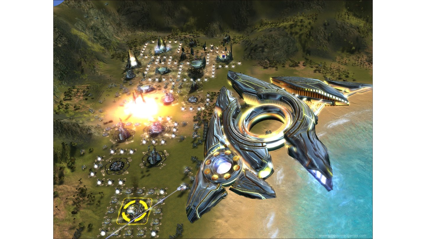 Supreme Commander: Forged Alliance 6