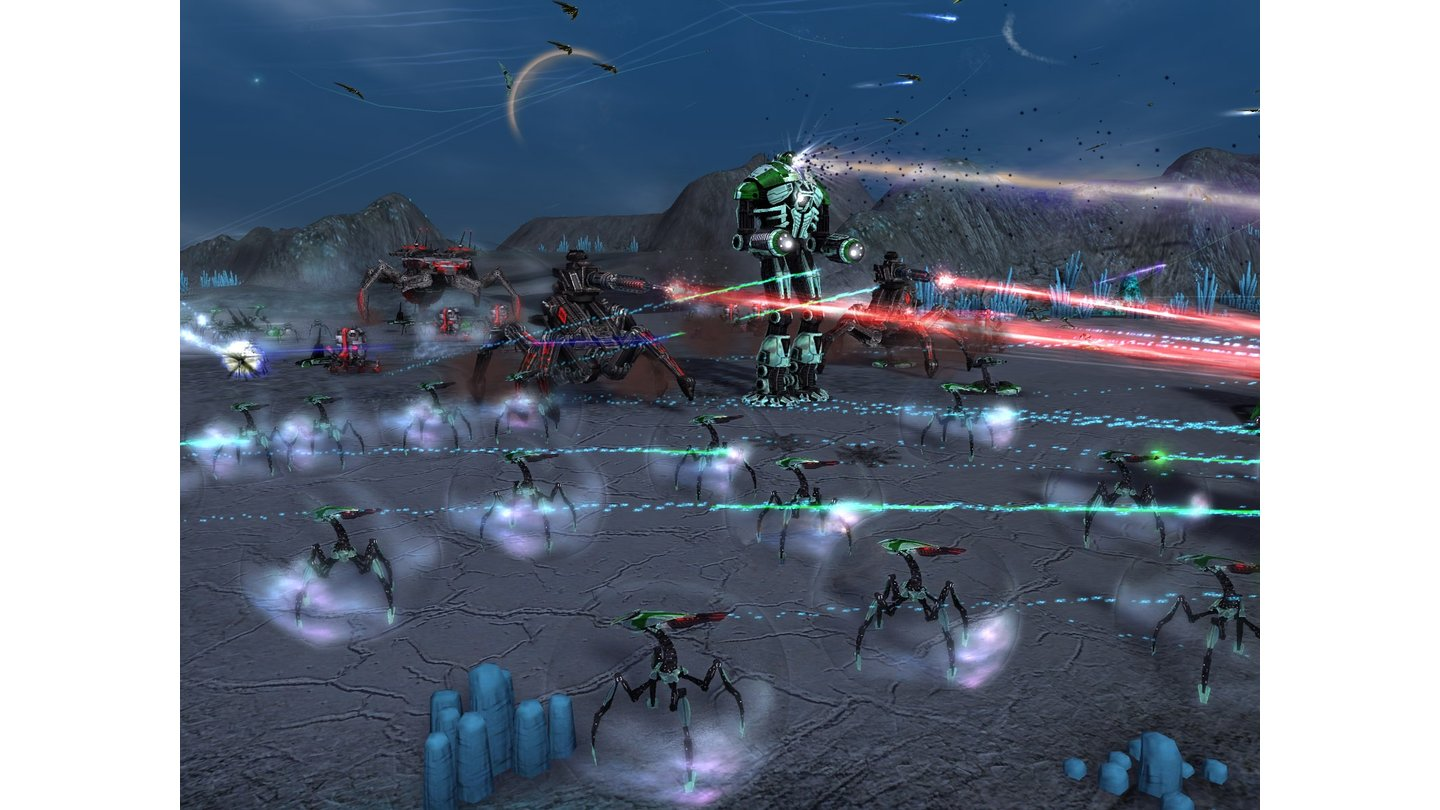 Supreme Commander Forged Alliance 8