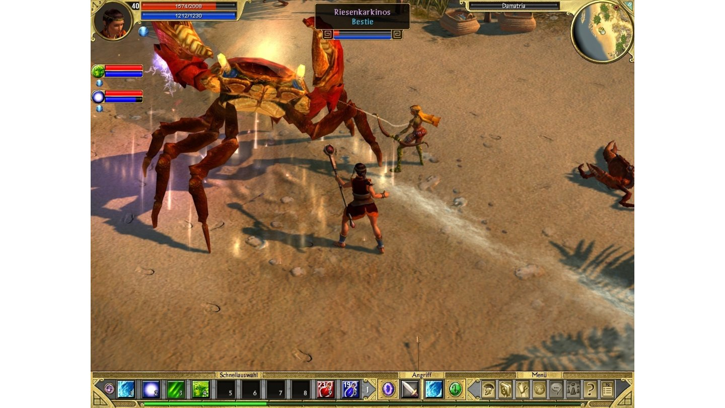 Titan Quest Immortal Throne 6