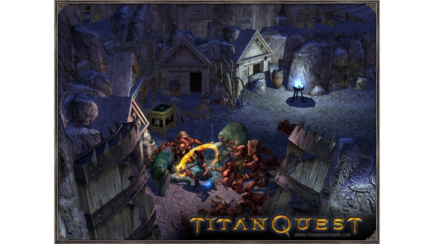 Titan Quest: Immortal Throne 8