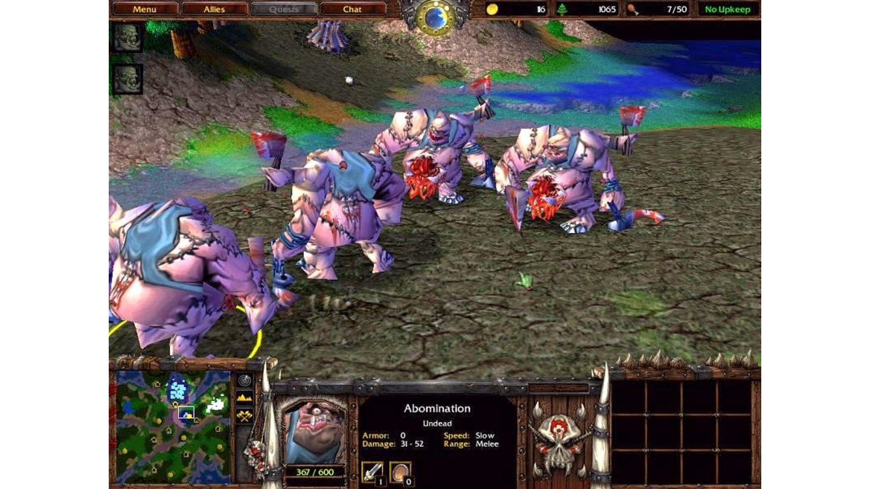 WarCraft 3 Battlenet - Screenshots