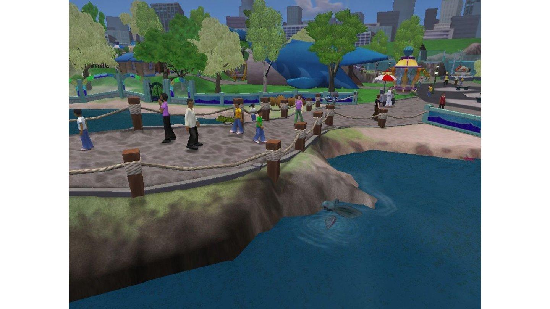 Zoo Tycoon 2: Marine Mania - Screenshots