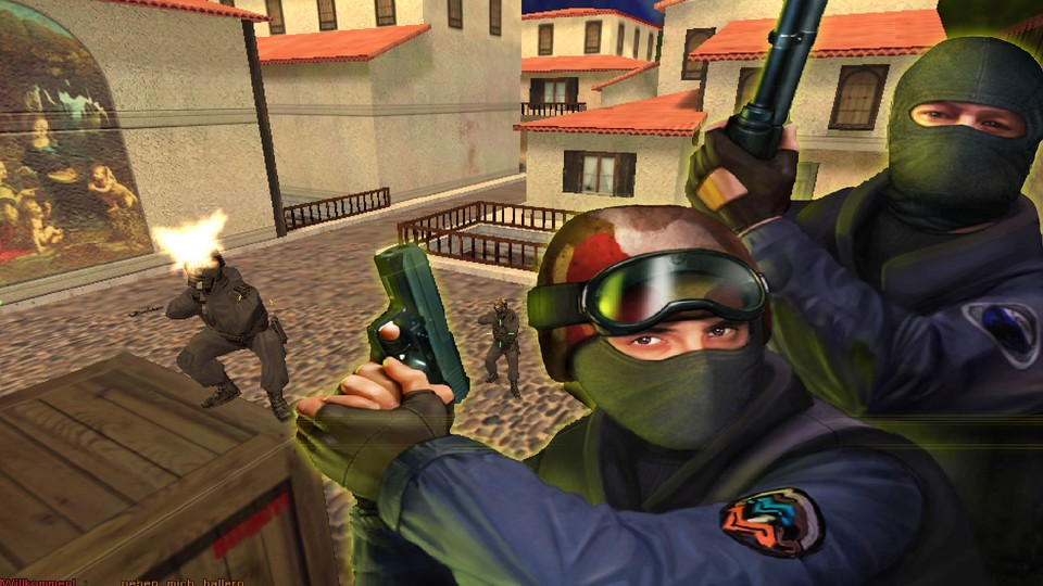Counter Strike Spiel
