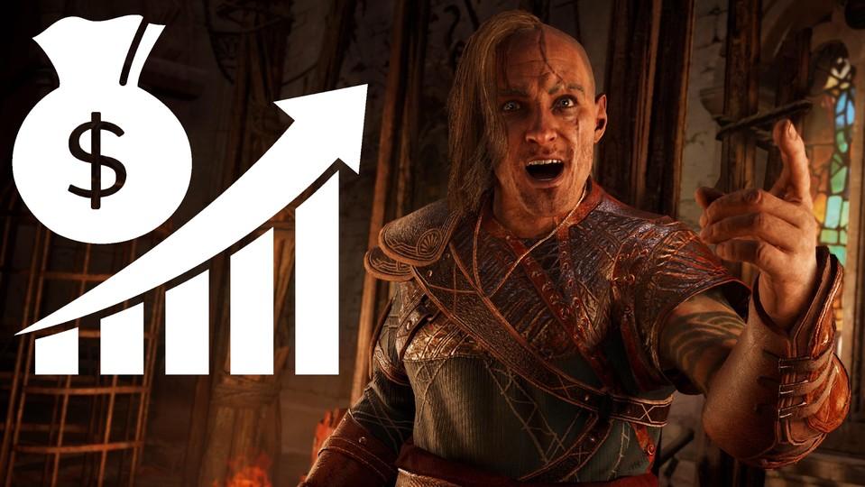 Assassin's Creed Valhalla ist am Starttag deutlich beliebter als Odyssey