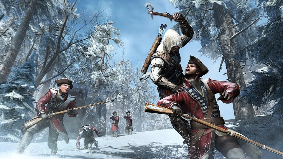 Assassin's Creed 3 Remastered soll Connors Assassinen-Abenteuer ins Jahr 2019 katapultieren.