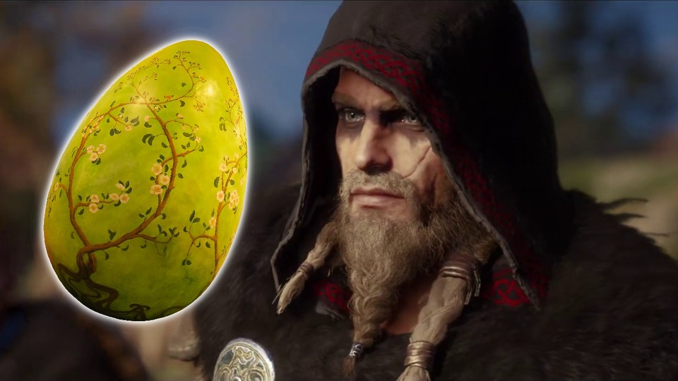 Die Easter Eggs in Assassin's Creed Valhalla belohnen euch teils mit besonderen Equipment.
