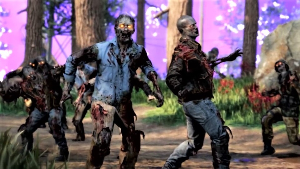 CoD Cold War: Zombie hordes and monsters in the trailer for the outbreak update