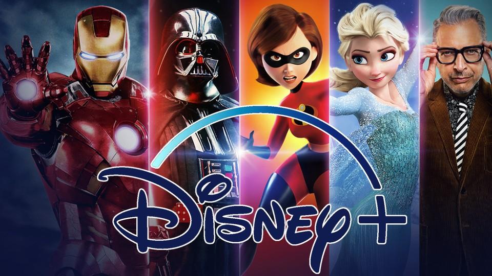 Disney Plus Mit Anderen Teilen