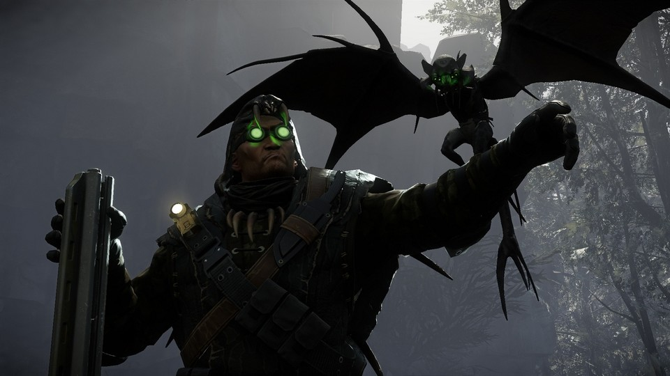 Bald gibt es Mikrotransaktionen in Evolve: Stage 2.