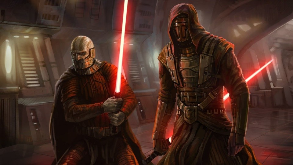 Lucasfilm plant Star Wars: Knights of the Old Republic zu verfilmen.