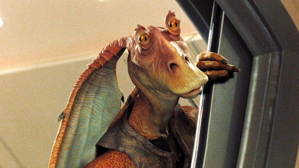Ahmed Best wollte sein Star Wars-Charakter Jar Jar Binks am liebsten tot sehen.