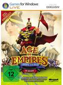 Cover zu Age of Empires Online