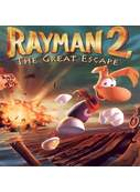 Cover zu Rayman 2: The Great Escape