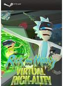 Cover zu Rick and Morty: Virtual Rick-ality