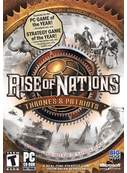 Cover zu Rise of Nations: Thrones & Patriots