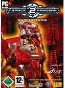Cover zu Space Rangers 2: Dominators