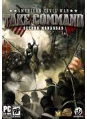 Cover zu Take Command 2nd Manassas