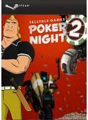 Cover zu Telltale's Poker Night 2
