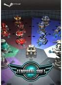 Cover zu Temporal Shift