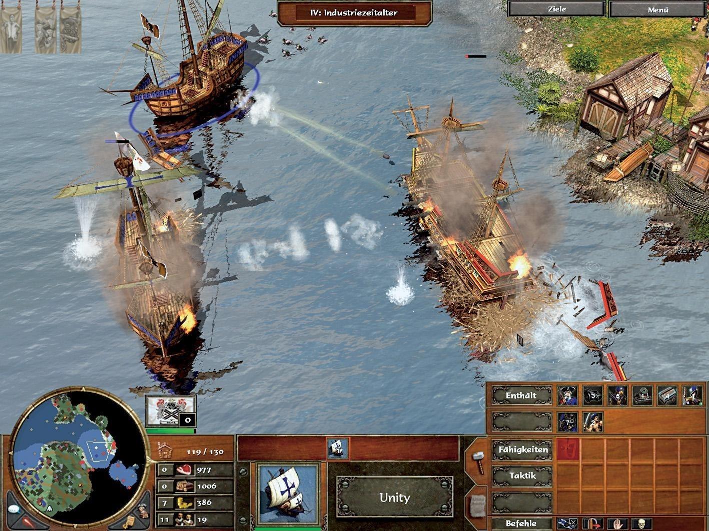 Age of Empires 3 im Test - Tolle Fortsetzung der Strategieserie