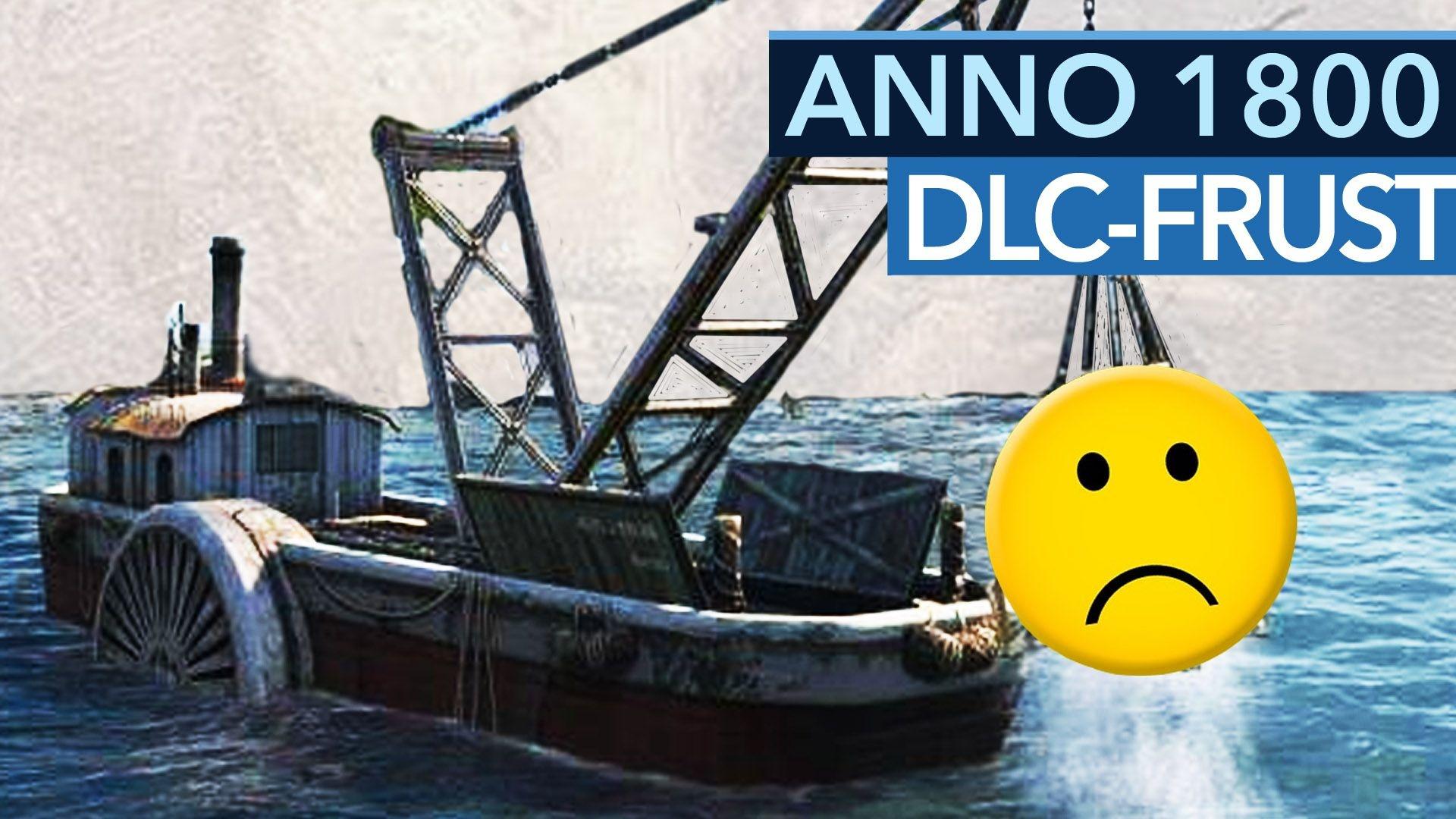 Anno 1800 - Warum der neue DLC-Plan nicht gut zur Serie passt